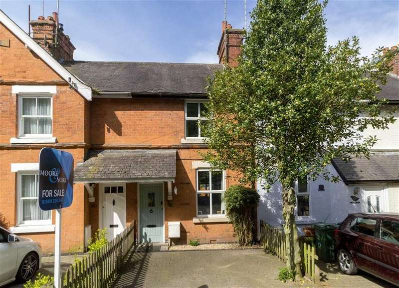 2 Bedrooms Semi Detached House for sale in Swithland Lane, Rothley, LE7