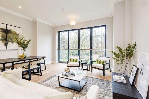 2 Bedrooms House for sale in Greville Road, St Johns Wood, London, NW6