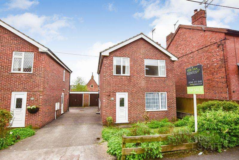 3 Bedrooms Detached House for sale in Kenning Street, Clay Cross