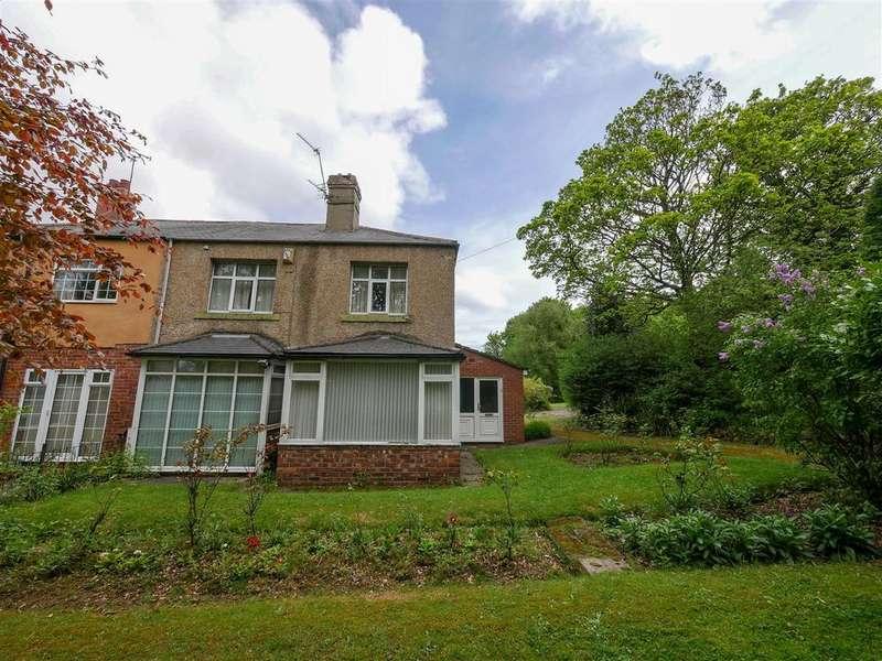 3 Bedrooms Semi Detached House for sale in Sunny Bank, Hylton Bank, Sunderland