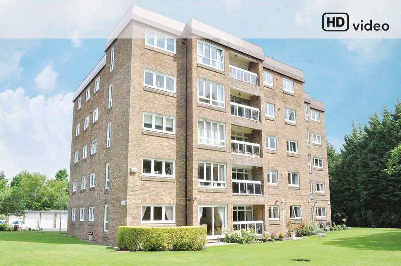 3 Bedrooms Apartment Flat for sale in Hutchison Court, Giffnock, Glasgow, G46 7NN