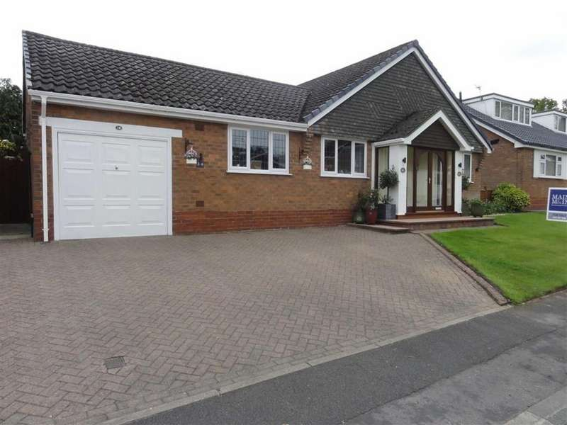 3 Bedrooms Detached Bungalow for sale in Linksway, Gatley