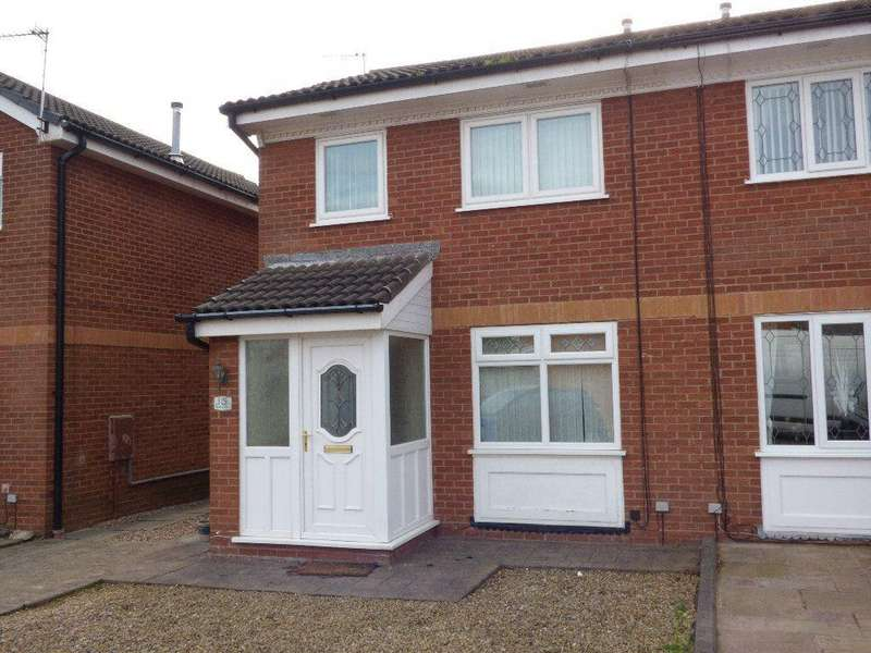 3 Bedrooms Semi Detached House for rent in Plover Close, Thornton-Cleveleys FY5 2RQ