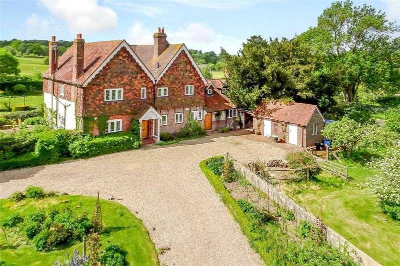 6 Bedrooms Detached House for sale in Lower Haysden Lane, Tonbridge, Kent