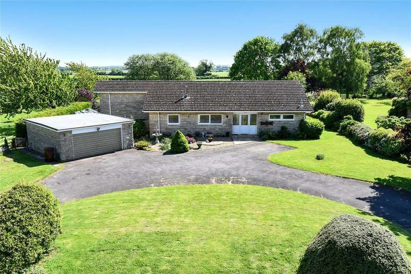3 Bedrooms Detached Bungalow for sale in School Lane, Silk Willoughby, NG34