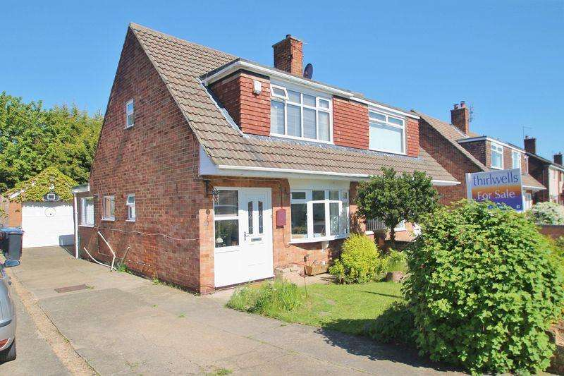 3 Bedrooms Semi Detached House for sale in Dinsdale Avenue, Acklam