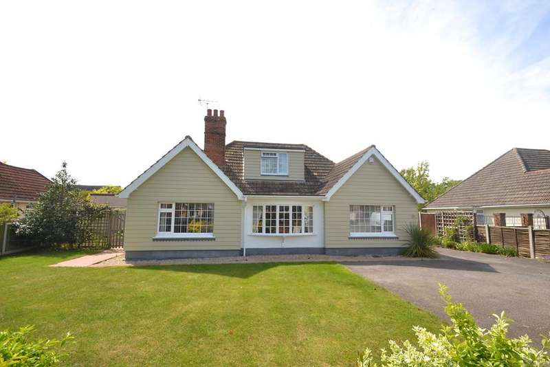5 Bedrooms Bungalow for sale in Seaview Avenue, West Mersea, Colchester, CO5