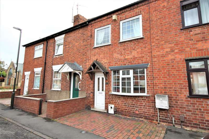 2 Bedrooms Terraced House for sale in Oxford Street, Ilkeston