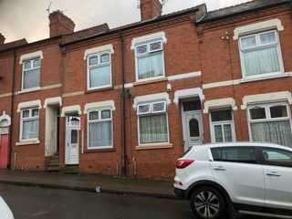 3 Bedrooms Terraced House for sale in Egginton Street, LEICESTER