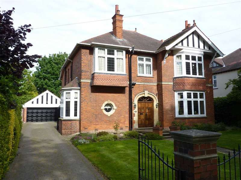 4 Bedrooms Detached House for sale in PARK DRIVE, GRIMSBY