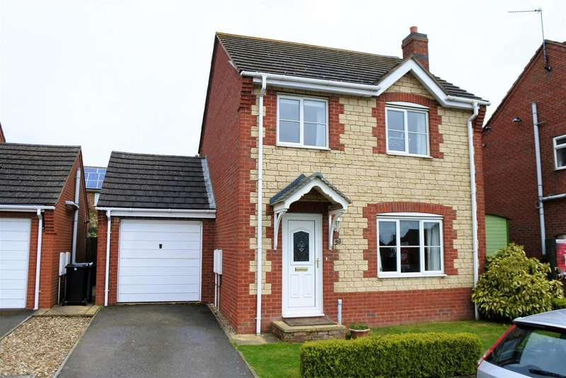 3 Bedrooms Property for sale in Coverley Road, South Witham, Grantham