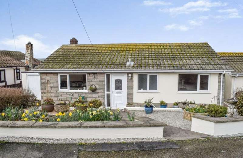 2 Bedrooms Property for sale in Warren Close, PORTHLEVEN