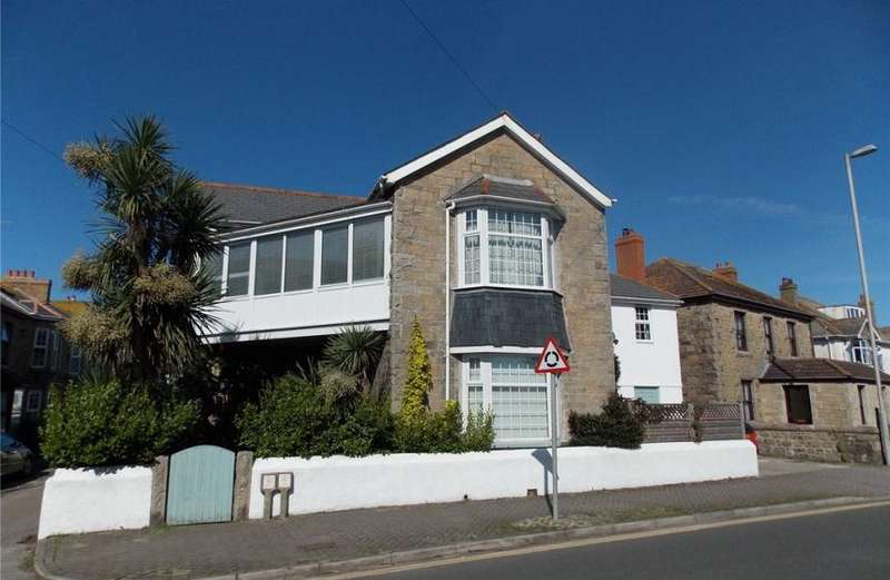 4 Bedrooms Property for sale in Long Rock, Penzance