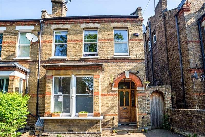 5 Bedrooms Semi Detached House for sale in Maidenhead Road, Windsor, Berkshire, SL4