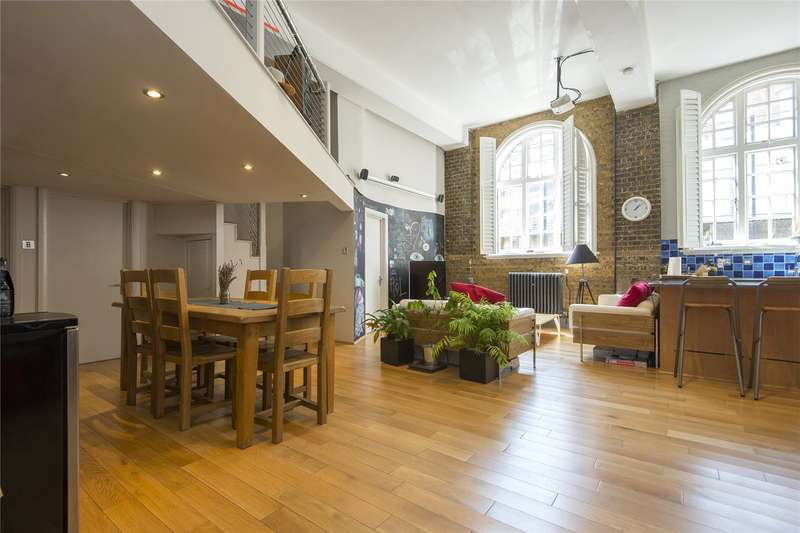 3 Bedrooms Flat for sale in Academy Apartments, Institute Place, London, E8