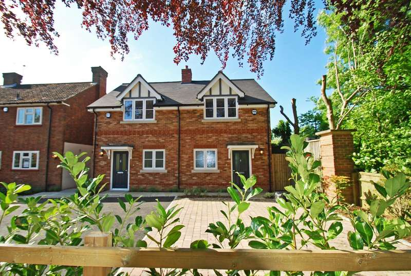 2 Bedrooms Semi Detached House for sale in Maxwell Road, Beaconsfield, HP9