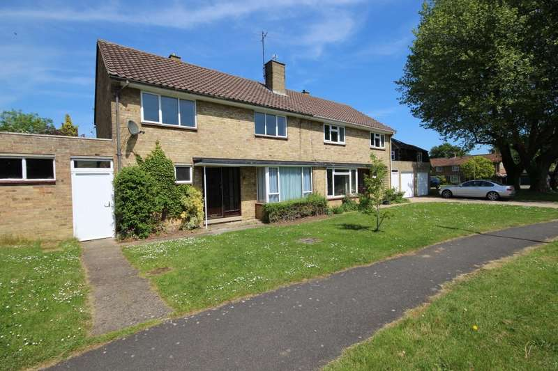 4 Bedrooms Semi Detached House for sale in Appleford Drive, Abingdon, OX14