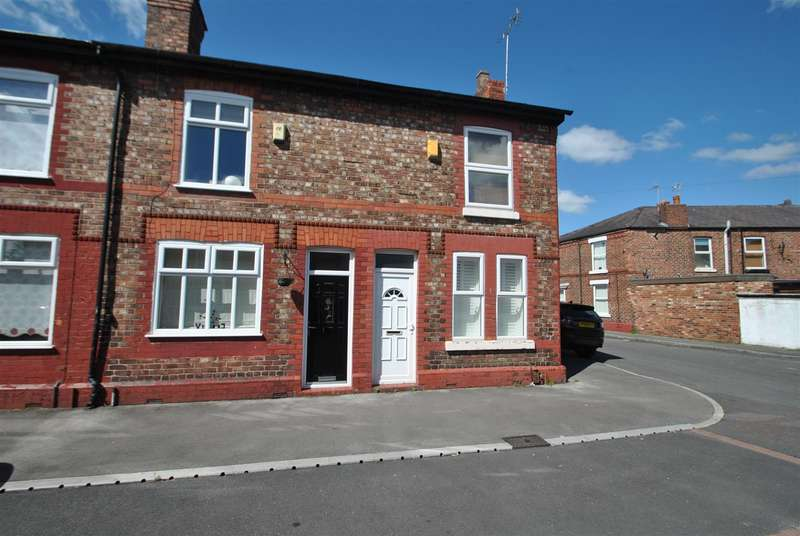 2 Bedrooms Terraced House for sale in Hughes Street, WARRINGTON, WA4