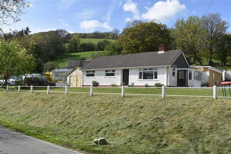 4 Bedrooms Detached Bungalow for sale in Llanfihangel Ar Arth, Pencader