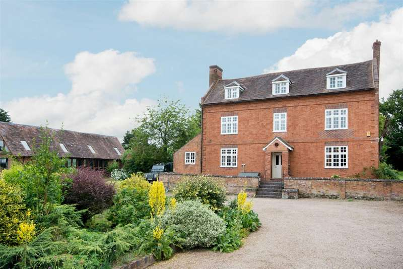 7 Bedrooms Detached House for sale in The Old Manor, Knighton