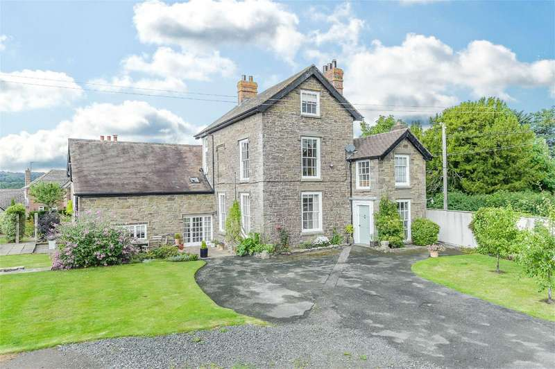 7 Bedrooms Detached House for sale in The Gables, Wistanstow, Shropshire, SY7