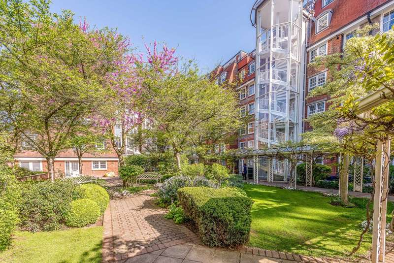 2 Bedrooms Flat for sale in Crown Lodge, Chelsea, SW3