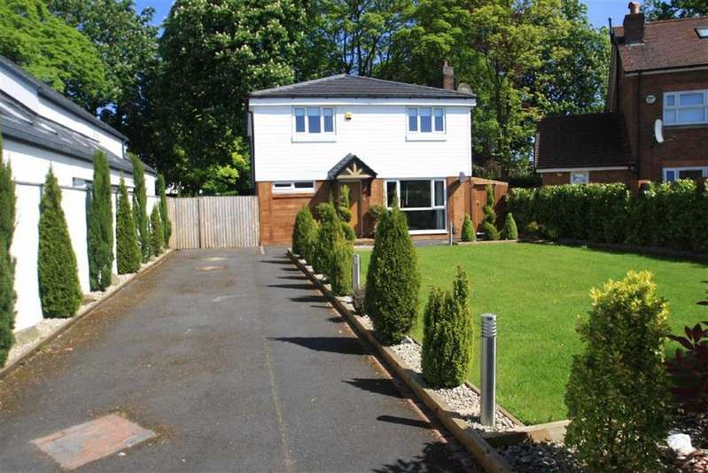 4 Bedrooms Detached House for sale in Paxford Place, WILMSLOW