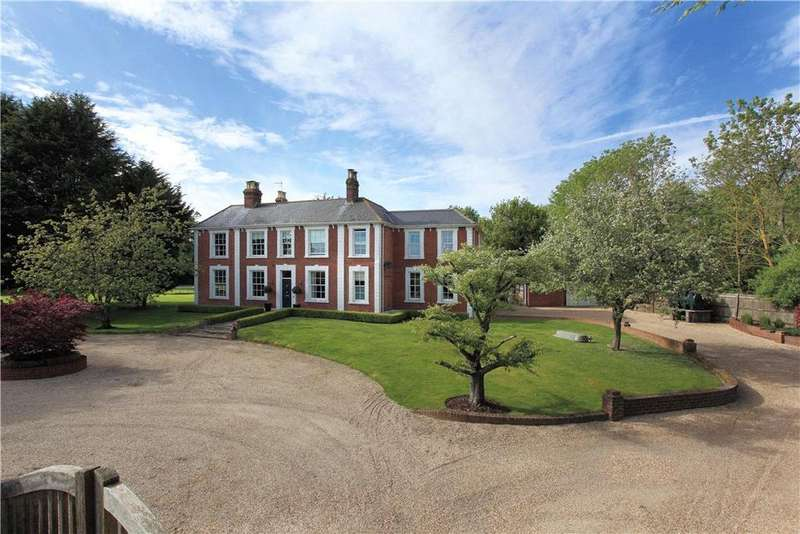6 Bedrooms Detached House for sale in Two Mile Ash Road, Horsham, West Sussex, RH13