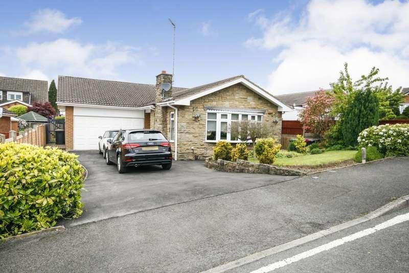 3 Bedrooms Bungalow for sale in Meadow Drive Sutton In Ashfield