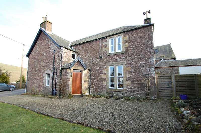 4 Bedrooms Detached House for sale in Roberton, By Biggar, South Lanarkshire ML12