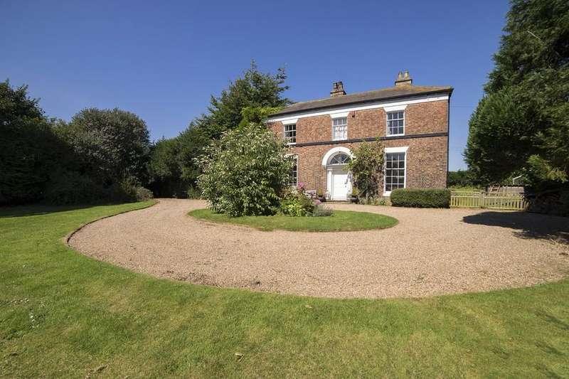 7 Bedrooms Detached House for sale in Brigg Road, Castlethorpe
