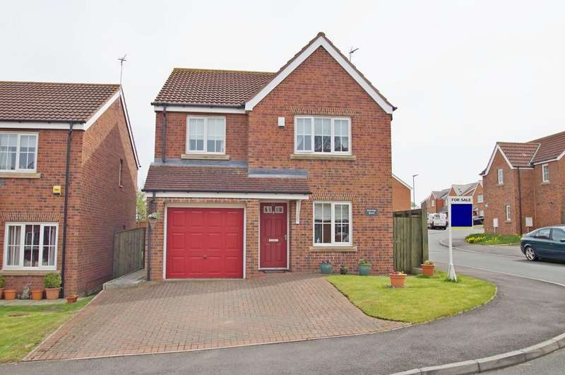 4 Bedrooms Detached House for sale in Meadowfield, Burnhope