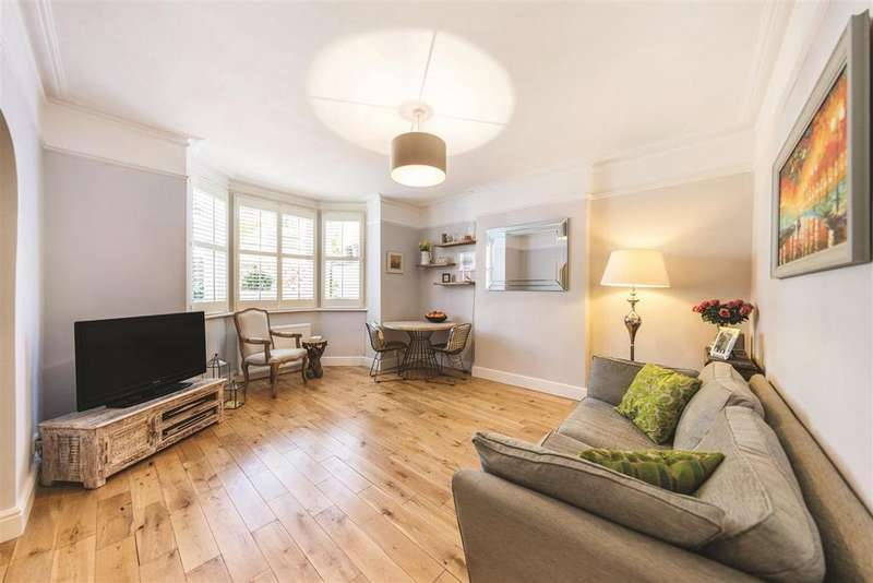 2 Bedrooms Flat for sale in Oxford Road, SW15