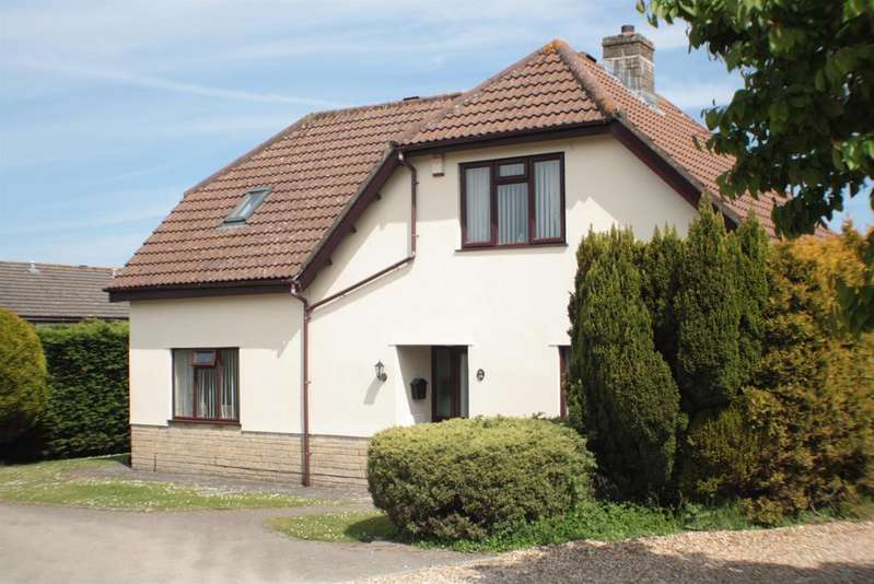 3 Bedrooms Detached House for sale in Highridge Green, Highridge Common, Bishopsworth, BS13 8AB