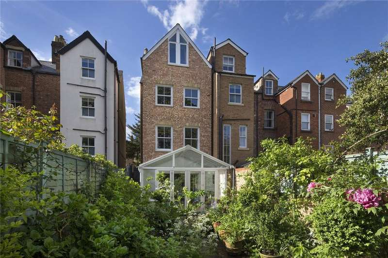 4 Bedrooms Terraced House for sale in Walton Crescent, Oxford, OX1