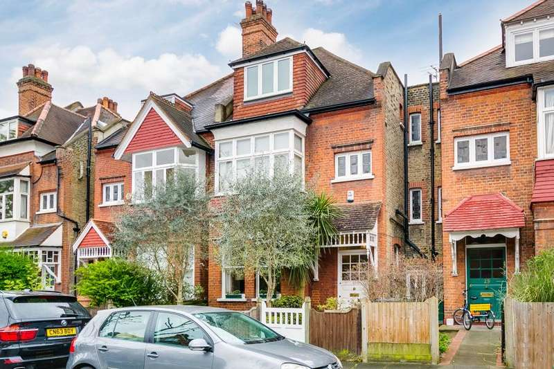 5 Bedrooms House for rent in Fairfax Road, Chiswick W4