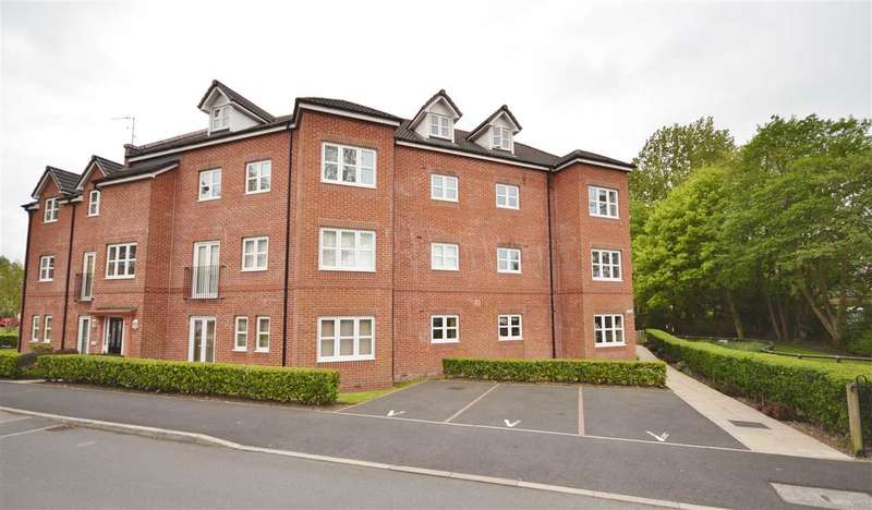 2 Bedrooms Apartment Flat for sale in Duxbury Gardens, Chorley