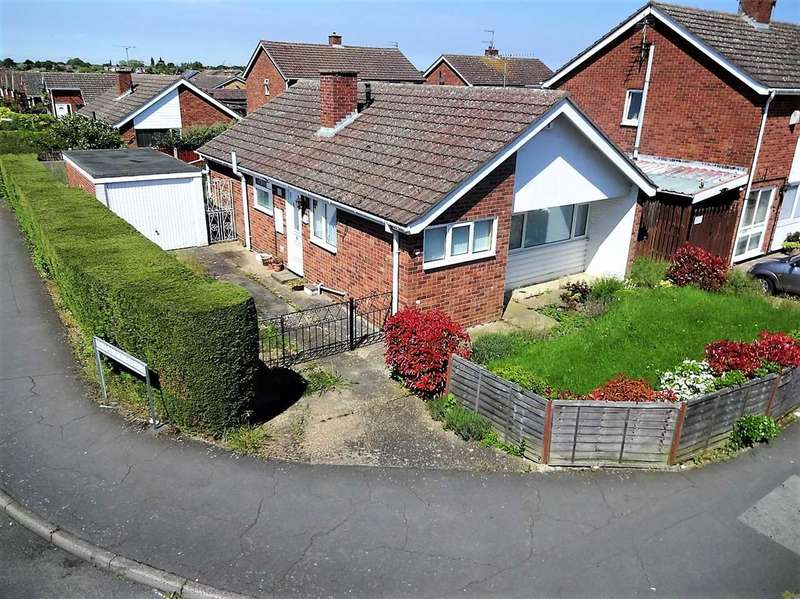 2 Bedrooms Bungalow for sale in Bradbury Avenue, Lincoln