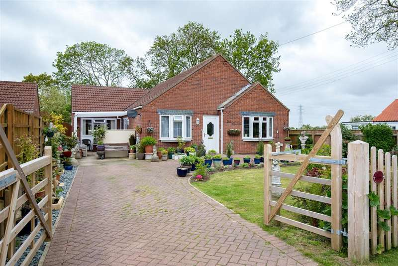 4 Bedrooms Bungalow for sale in Station Road, Thorpe St Peter, Skegness