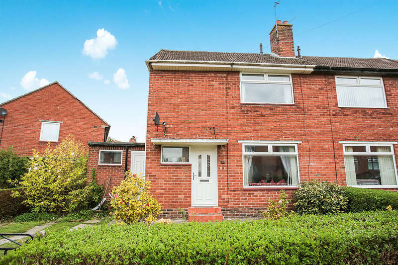 2 Bedrooms Semi Detached House for sale in Mardale Road, Carlisle, CA2