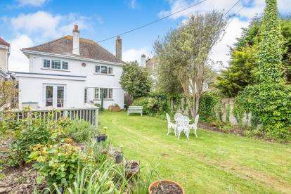 3 Bedrooms Detached House for sale in Carbis Bay, St Ives, Cornwall