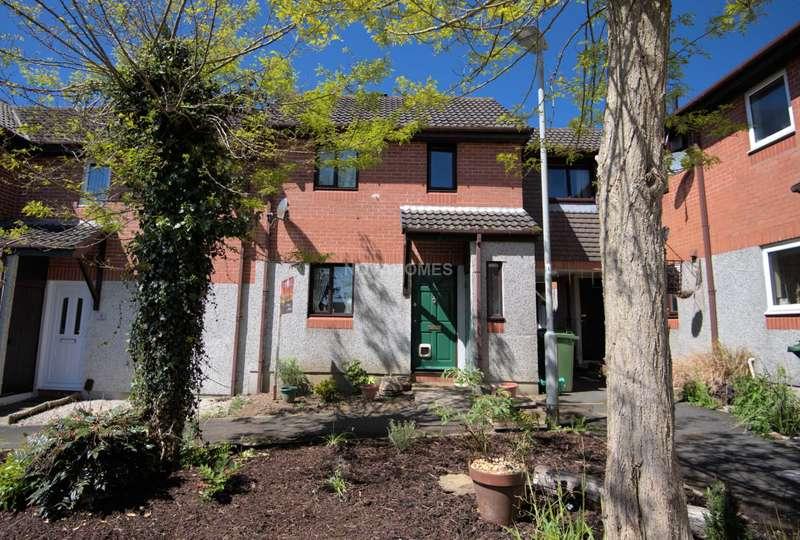 2 Bedrooms Terraced House for sale in Gurnard Walk, Manorfields, PL3 6PE