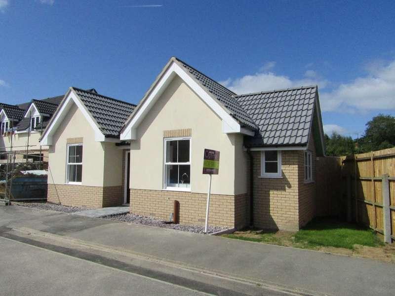 2 Bedrooms Bungalow for sale in Fairbairn Way, Chatteris