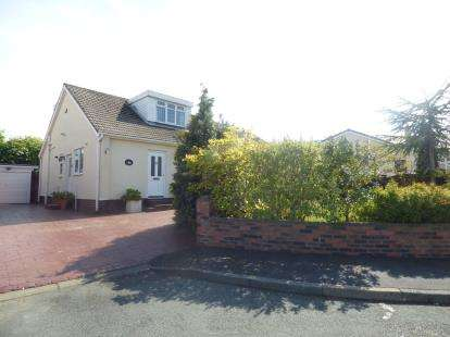 4 Bedrooms Bungalow for sale in Penrhyn Crescent, Higher, Runcorn, Cheshire, WA7