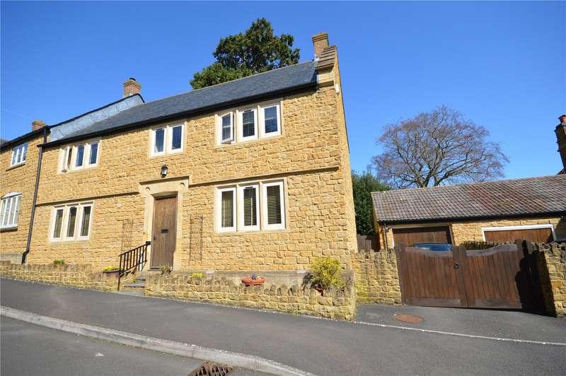 4 Bedrooms Semi Detached House for sale in Brocks Mount, Stoke-Sub-Hamdon, Somerset, TA14