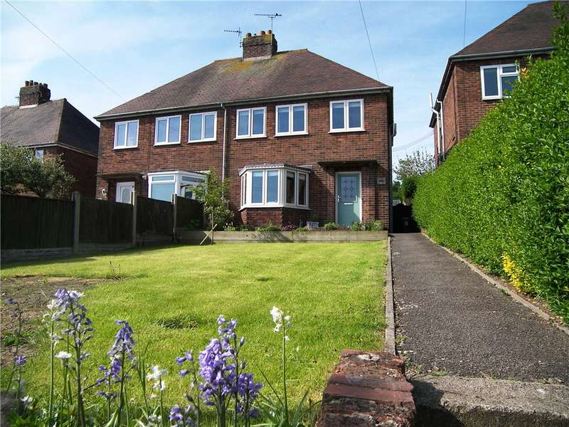 3 Bedrooms Semi Detached House for sale in Belper Lane, Belper, Derbyshire, DE56