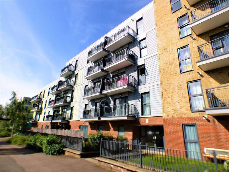 1 Bedroom Apartment Flat for sale in Brockwell Place, High Street South