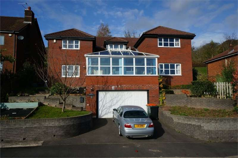 5 Bedrooms Detached House for sale in Parkwood Close, Caerleon, Newport, NP18