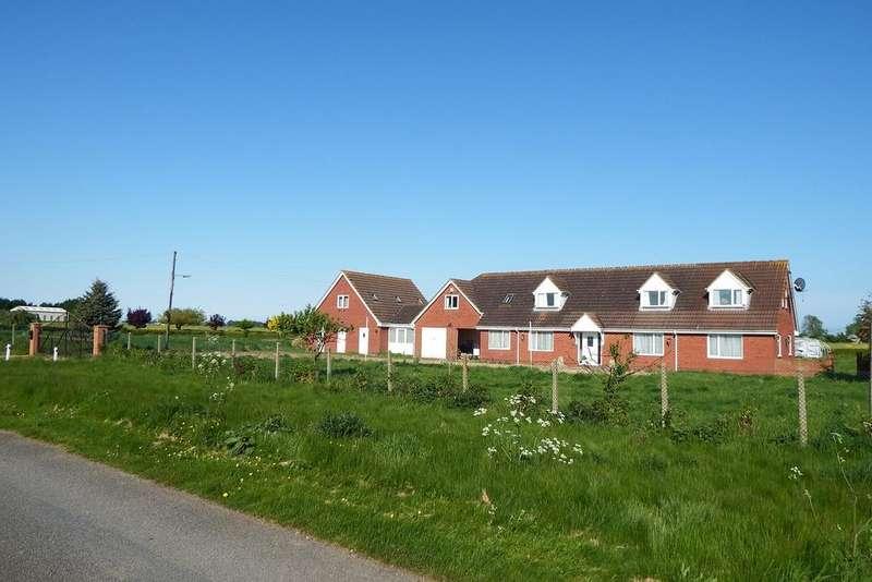 9 Bedrooms Detached House for sale in Luttongate, Sutton St. Edmund, PE12