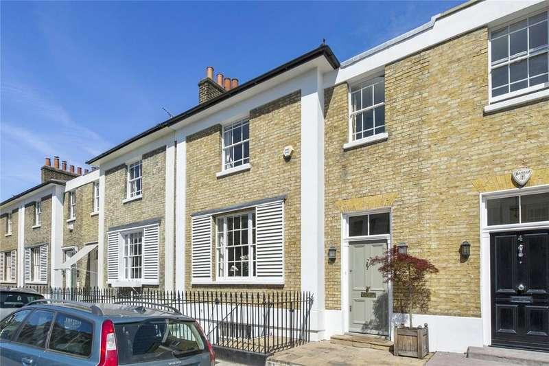 3 Bedrooms Terraced House for sale in Bloomfield Terrace, Belgravia, London, SW1W
